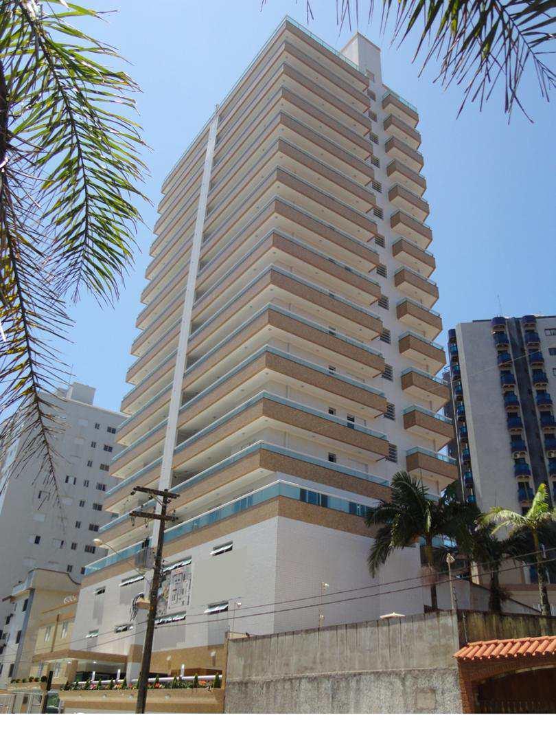 Apartamento com 2 dorms, Guilhermina, Praia Grande - R$ 450.000,00, 92m² - Codigo: 59