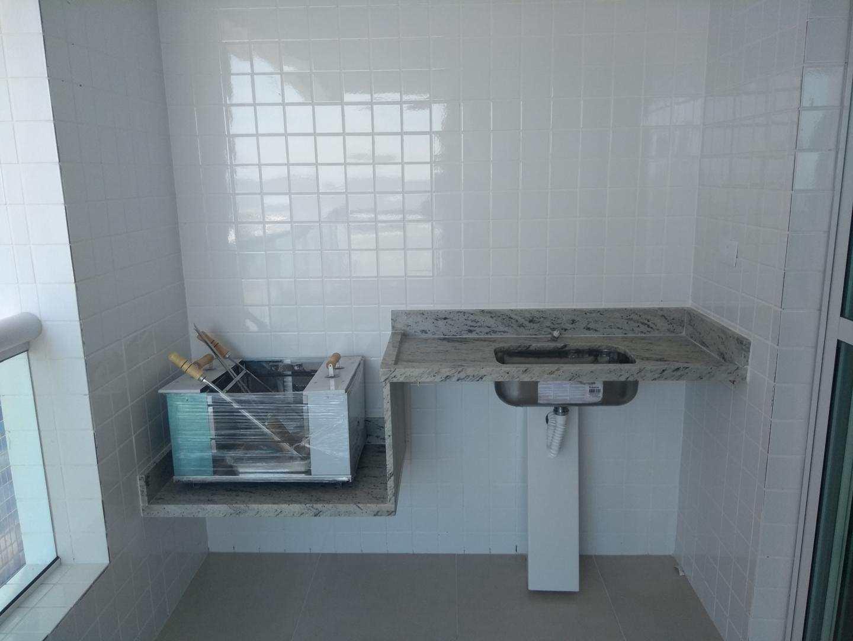 Apartamento com 2 dorms, Centro, Mongaguá - R$ 300.000,00, 72m² - Codigo: 55