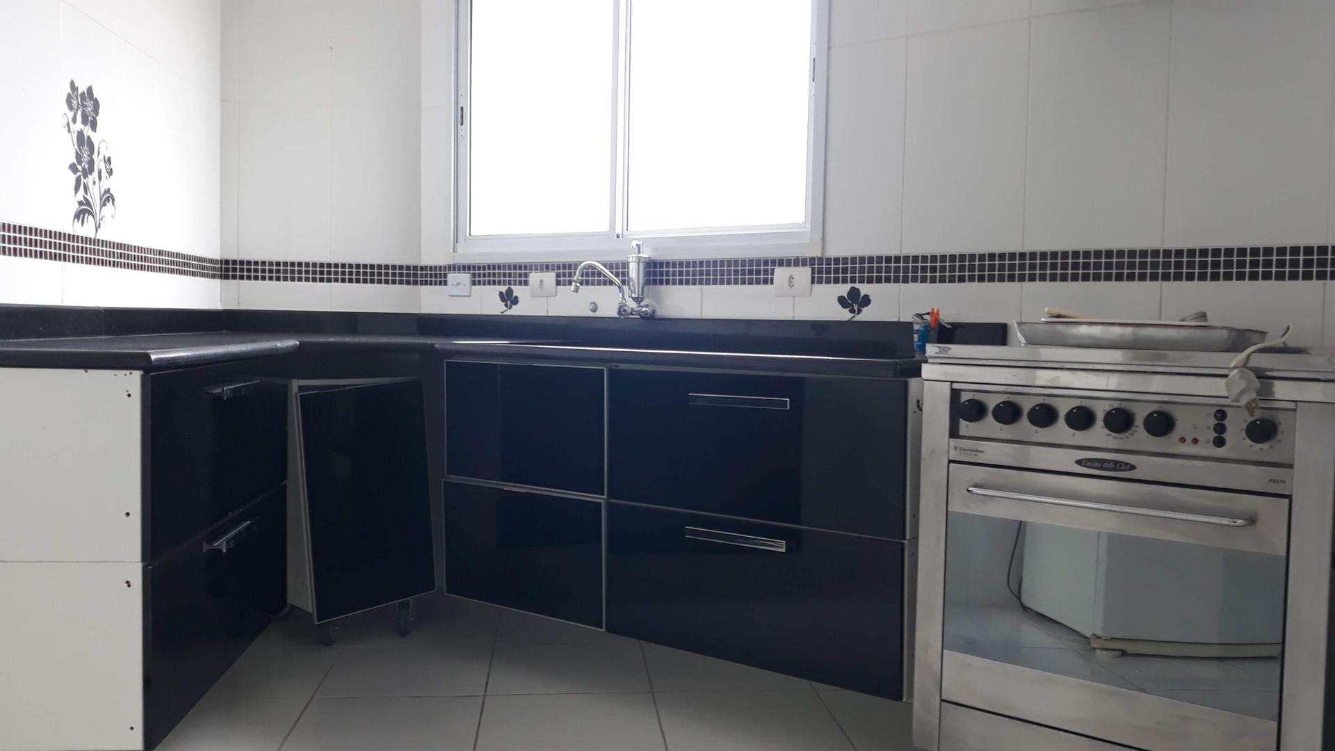 Apartamento 3 dormitórios à venda, Guilhermina, Praia Grande Sp