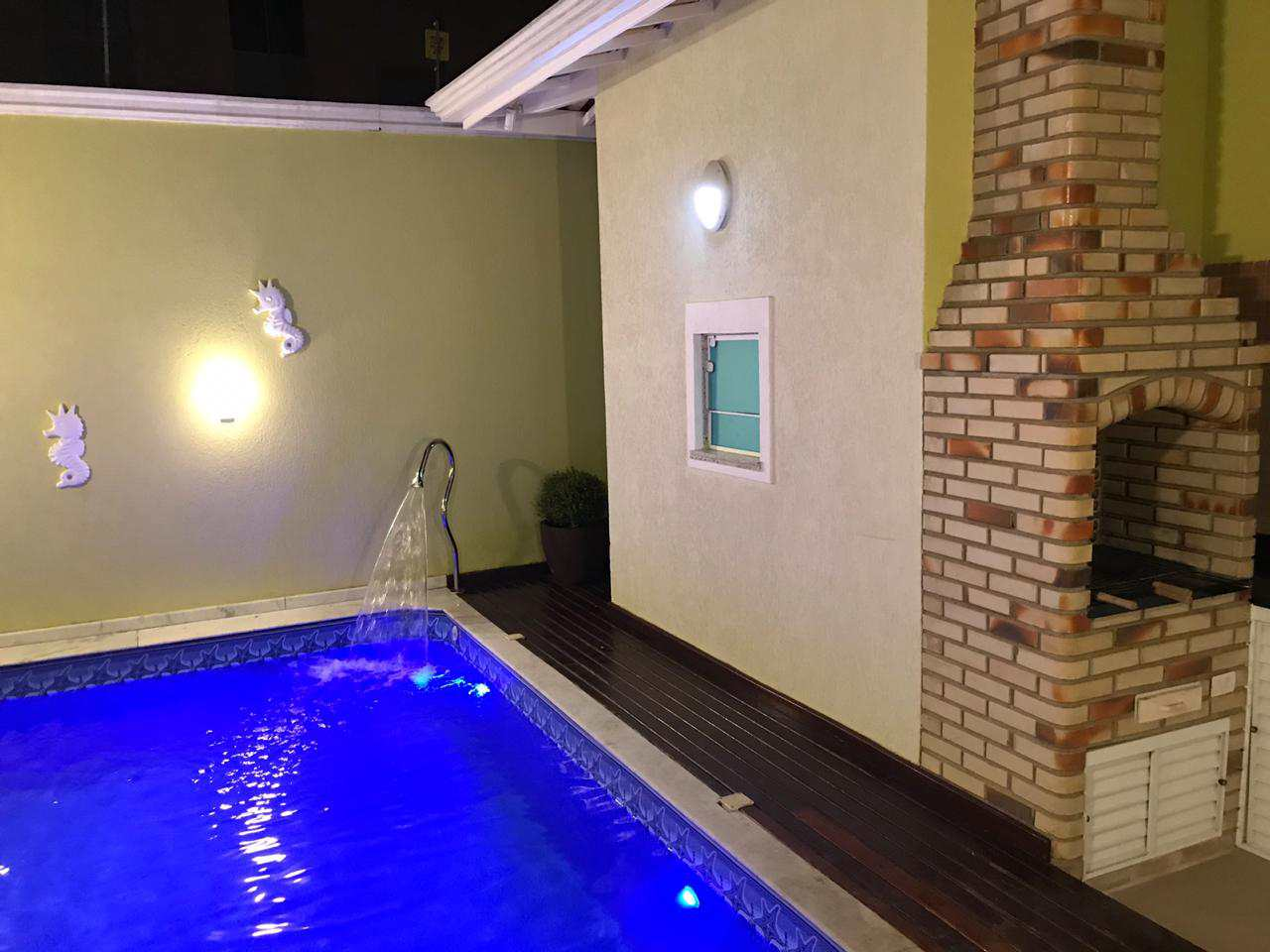 Casa isolada, alto padrão à venda em Praia Grande São Paulo