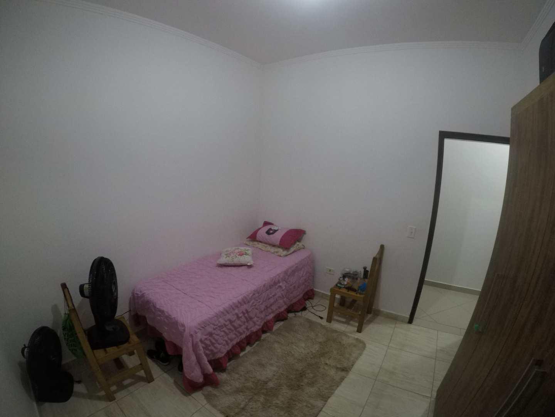 Casa com 3 dorms, Sítio do Campo, Praia Grande - R$ 320 mil, Cod: 5215