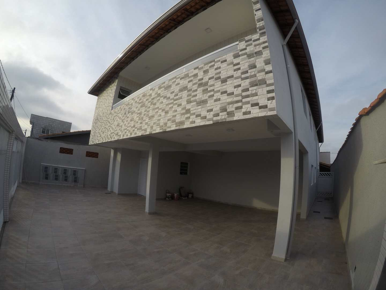 Casa de Condomínio com 2 dorms, Tupi, Praia Grande - R$ 190 mil, Cod: 5216