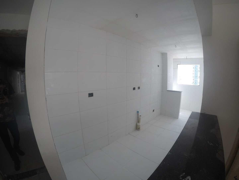 Apartamento com 2 dorms, Ocian, Praia Grande - R$ 255 mil, Cod: 5217