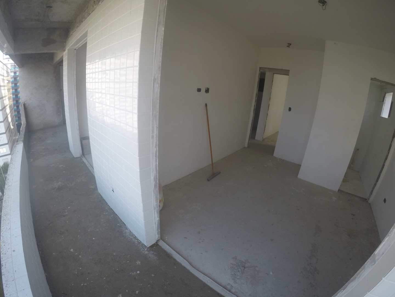 Apartamento com 3 dorms, Ocian, Praia Grande - R$ 350 mil, Cod: 5219