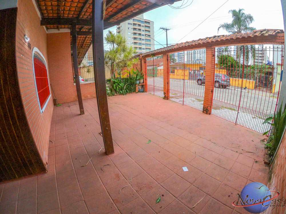 Casa com 2 dorms, Guilhermina, Praia Grande - R$ 320 mil, Cod: 5231