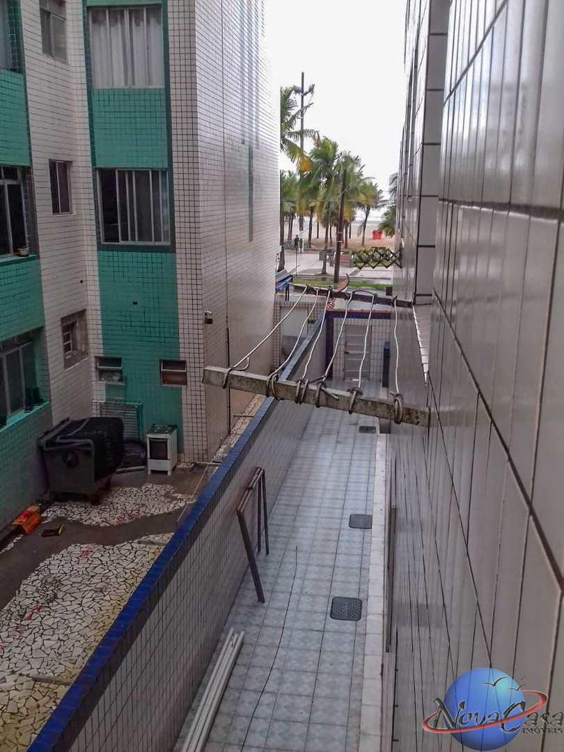Apartamento com 1 dorm, Guilhermina, Praia Grande - R$ 130 mil, Cod: 5247