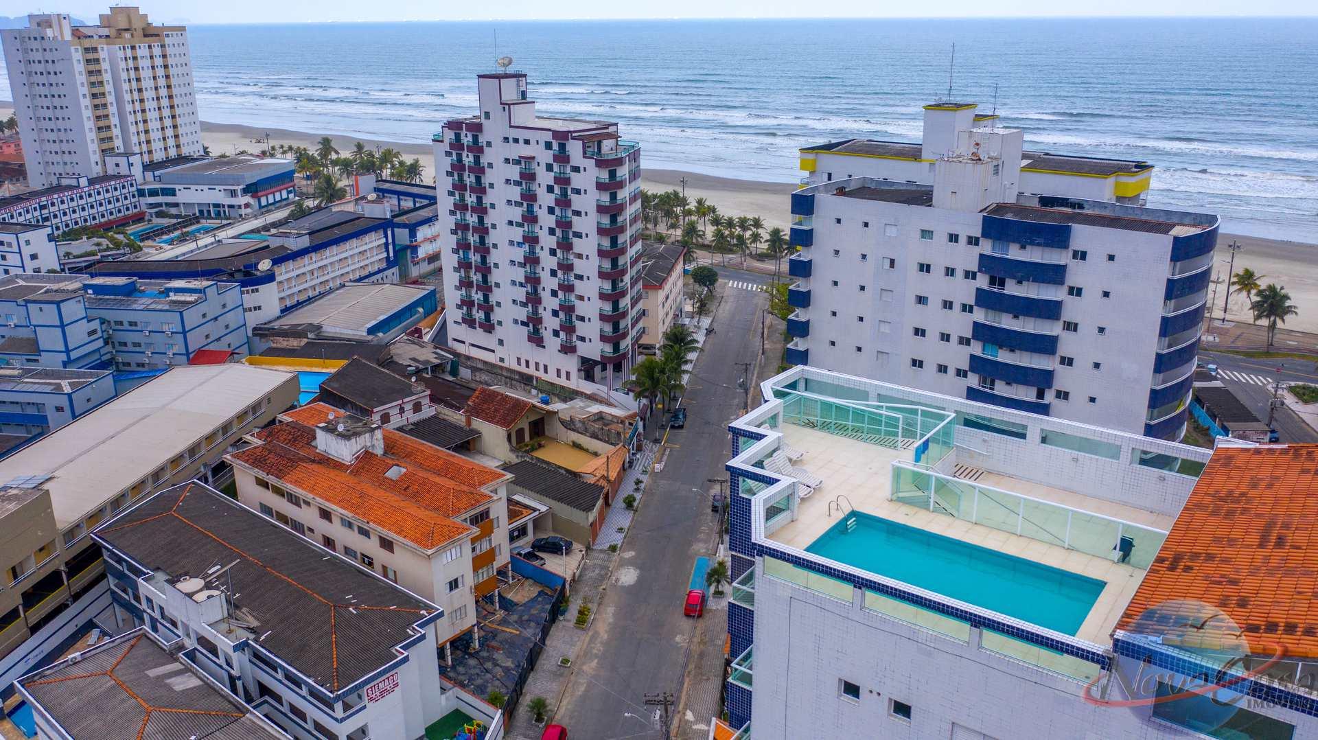 Apartamento com 1 dorm, Mirim, Praia Grande - R$ 198 mil, Cod: 5254