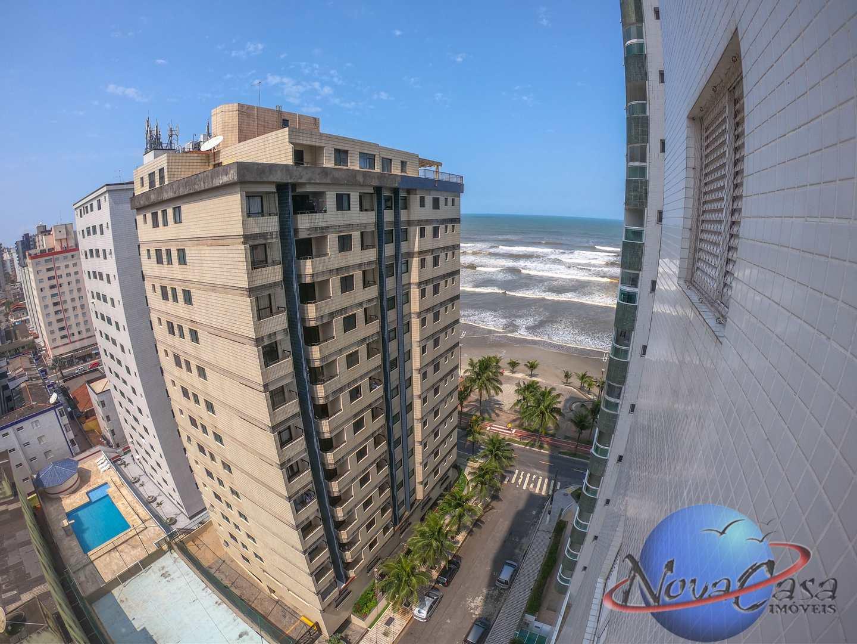 Apartamento com 2 dorms, Caiçara, Praia Grande - R$ 450 mil, Cod: 5267