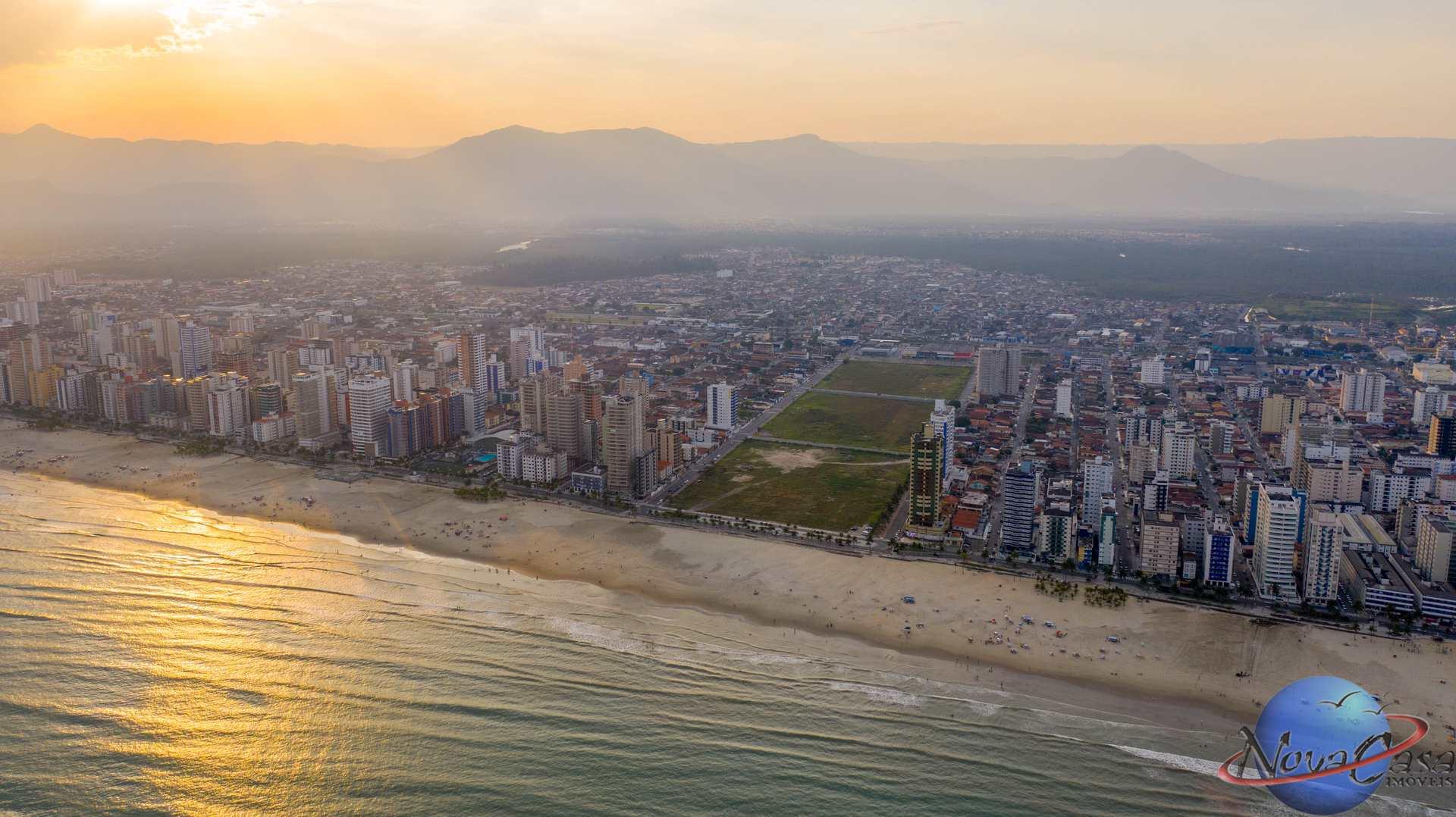 Apartamento com 2 dorms, Guilhermina, Praia Grande - R$ 44.5 mil, Cod: 5279