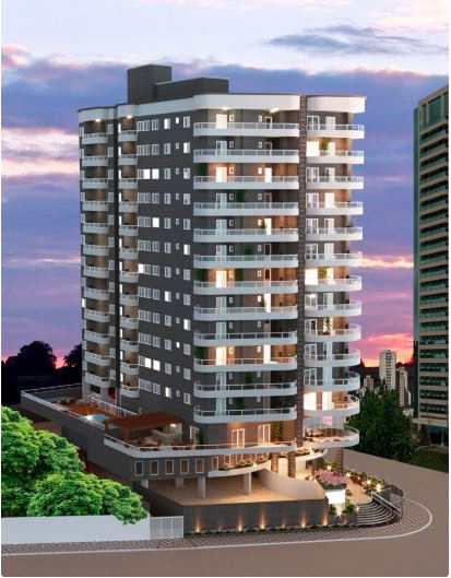 Apartamento com 1 dorm, Caiçara, Praia Grande - R$ 23.2 mil, Cod: 5305