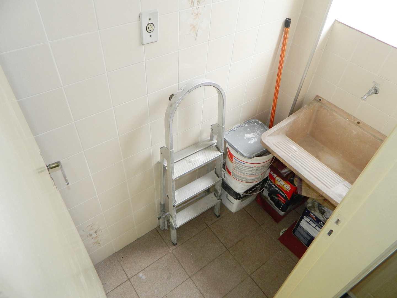 Apartamento com 1 dorm, Guilhermina, Praia Grande - R$ 150 mil, Cod: 5308