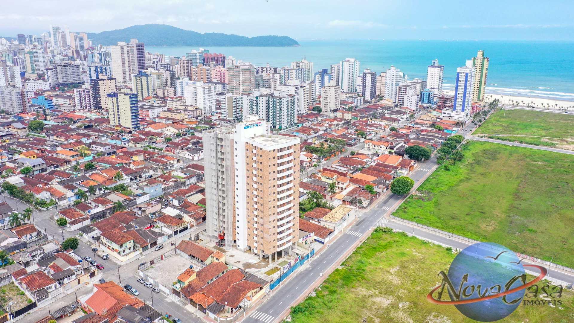 Apartamento com 2 dorms, Guilhermina, Praia Grande - R$ 251 mil, Cod: 5321