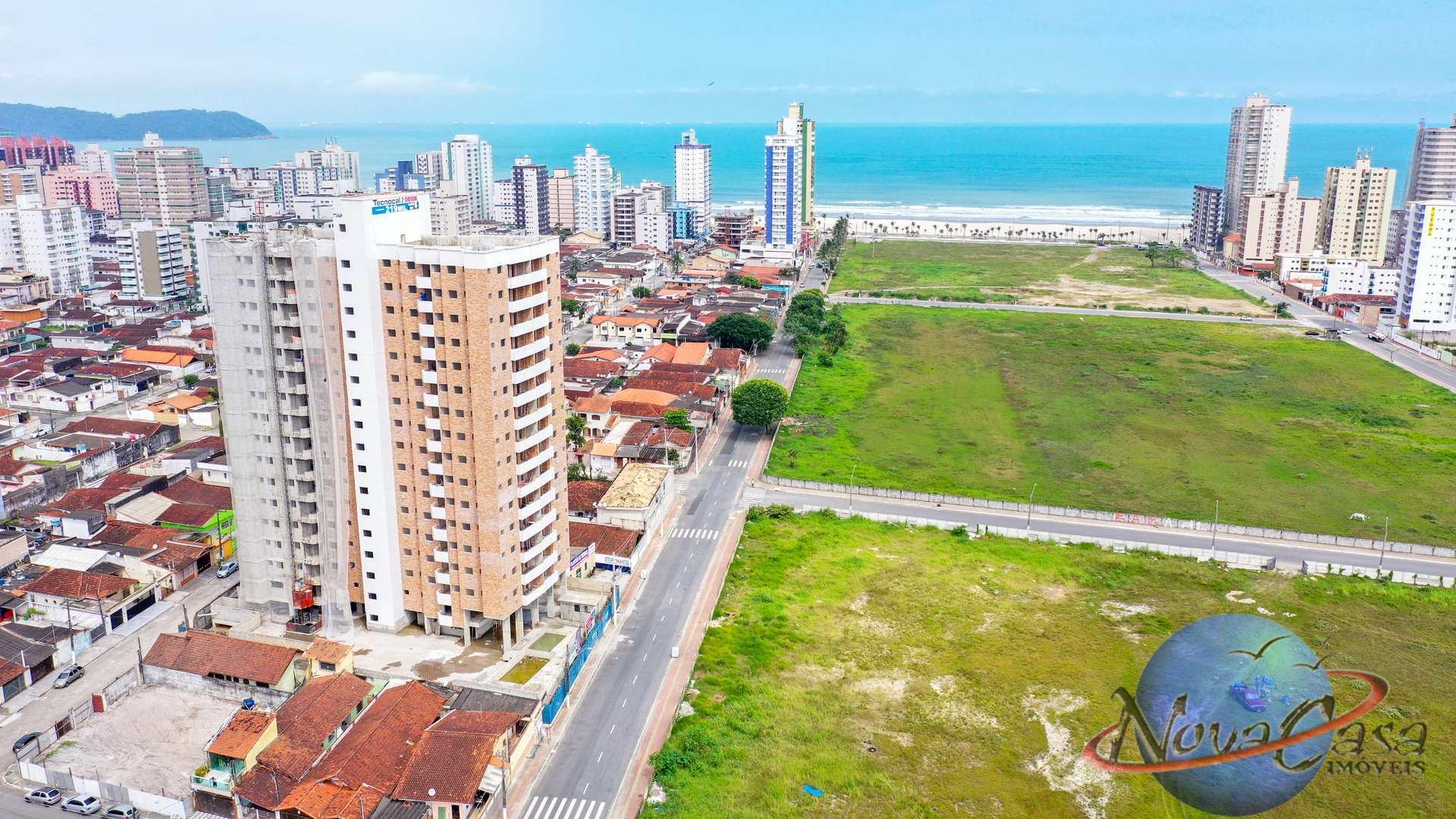 Apartamento com 2 dorms, Guilhermina, Praia Grande - R$ 236 mil, Cod: 5324