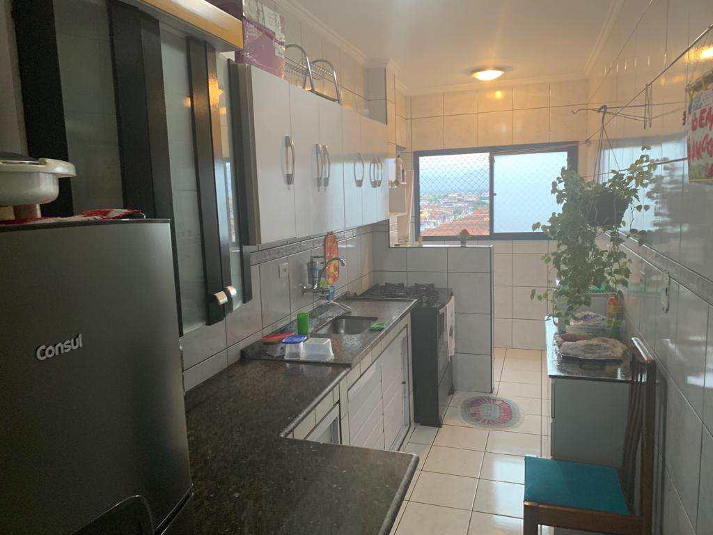 Apartamento com 2 dorms, Ocian, Praia Grande - R$ 199 mil, Cod: 5336