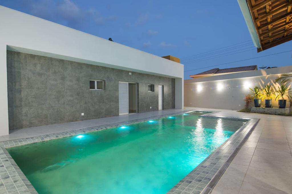 Casa com 3 dorms, Flórida, Praia Grande - R$ 1.5 mi, Cod: 5338