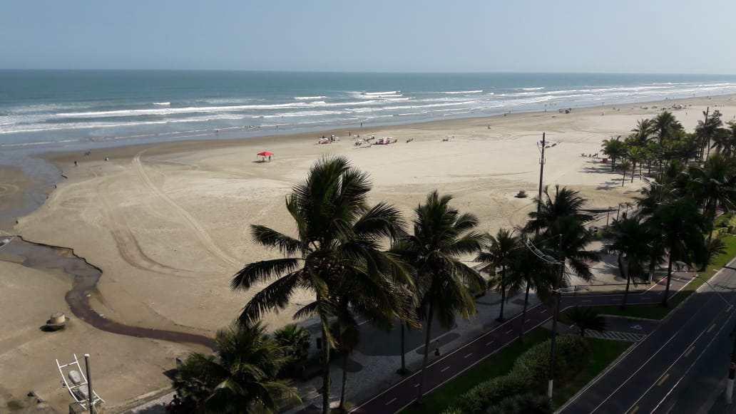 Apartamento com 3 dorms, Aviação, Praia Grande - R$ 889 mil, Cod: 5341