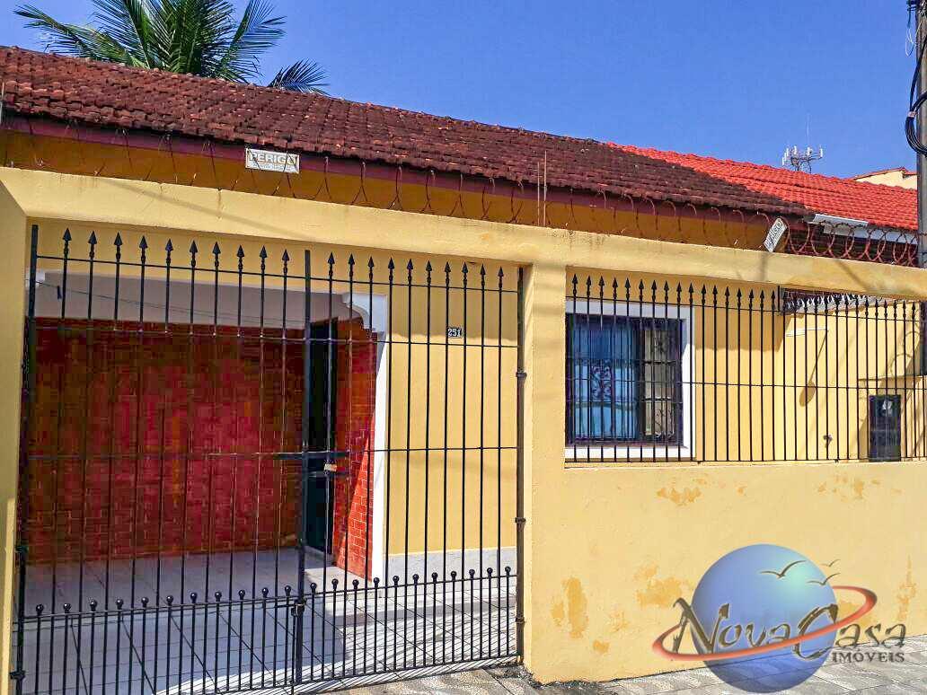 Casa com 1 dorm, Aviação, Praia Grande - R$ 195 mil, Cod: 5374