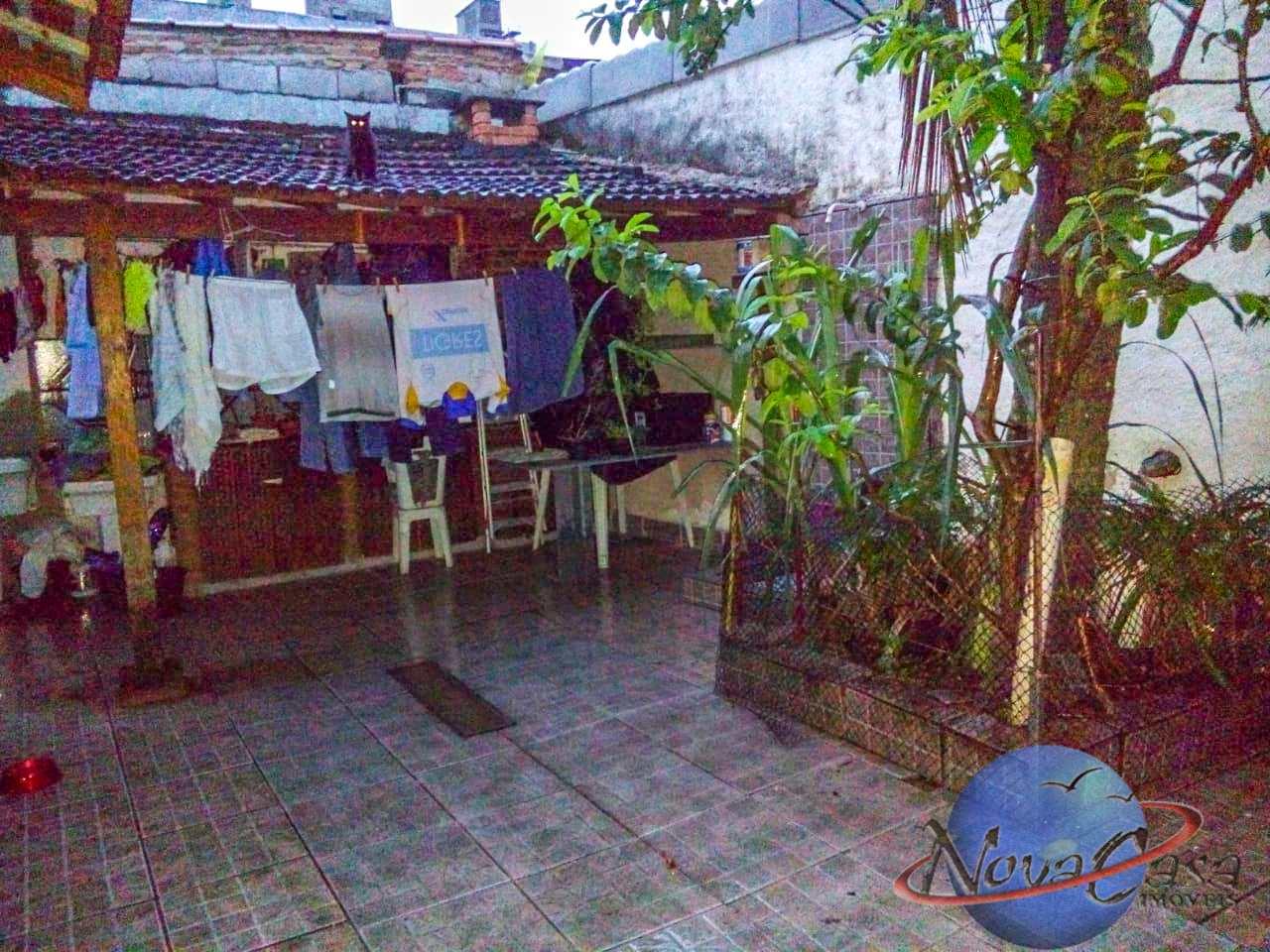 Casa com 2 dorms, Aviação, Praia Grande - R$ 300 mil, Cod: 5375