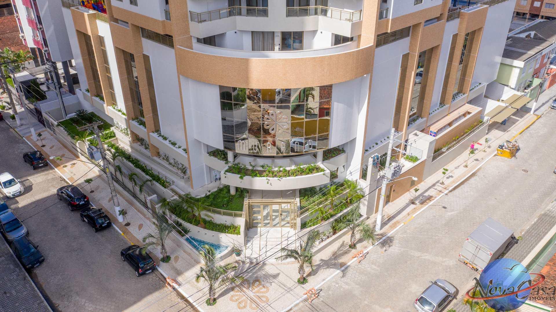 Apartamento com 3 dorms, Canto do Forte, Praia Grande - R$ 564 mil, Cod: 5387