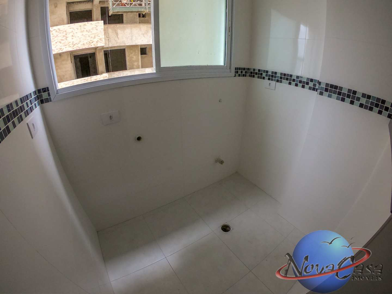 Apartamento com 2 dorms, Canto do Forte, Praia Grande - R$ 330 mil, Cod: 5393
