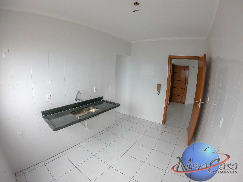 Apartamento com 2 dorms, Aviação, Praia Grande - R$ 401 mil, Cod: 5397