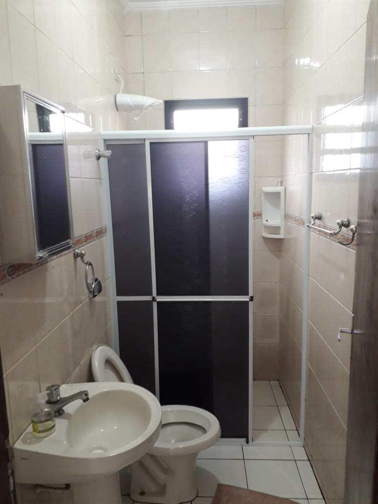 Casa de Condomínio com 2 dorms, Aviação, Praia Grande - R$ 170 mil, Cod: 5399