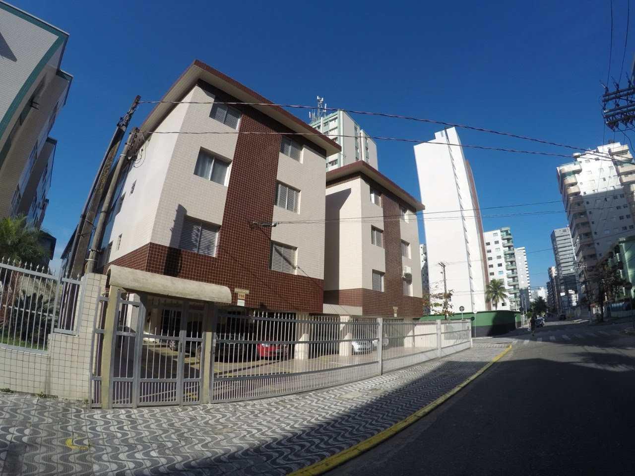 Apartamento com 1 dorm, Tupi, Praia Grande - R$ 144 mil, Cod: 5400