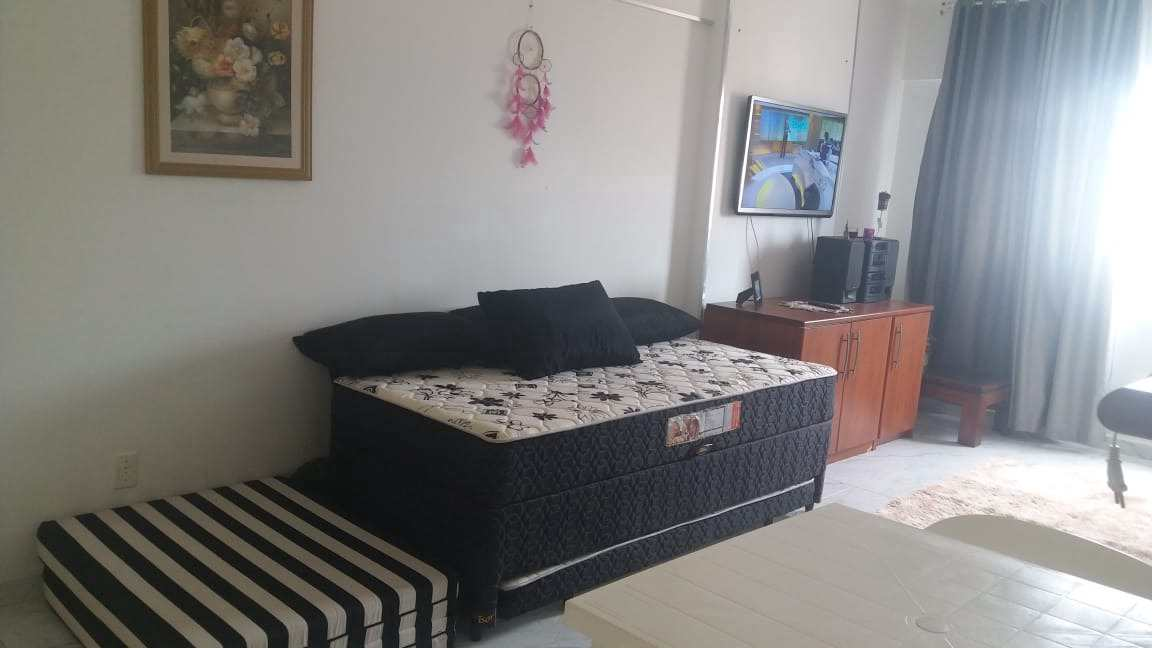 Kitnet com 1 dorm, Guilhermina, Praia Grande - R$ 155 mil, Cod: 5404