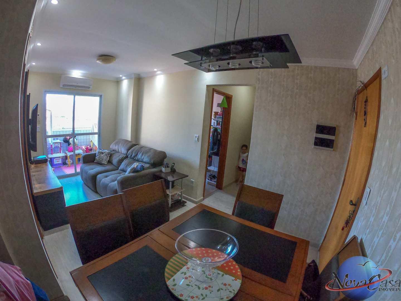 Apartamento com 2 dorms, Guilhermina, Praia Grande - R$ 280 mil, Cod: 5414