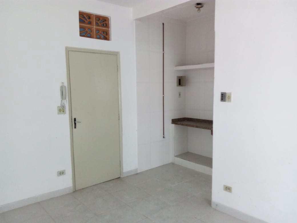 Kitnet com 1 dorm, Boqueirão, Praia Grande - R$ 109 mil, Cod: 5416