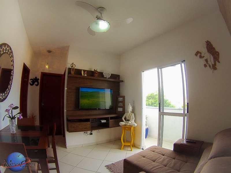 Apartamento com 2 dorms, Balneário Flórida Mirim, Mongaguá - R$ 175 mil, Cod: 5437