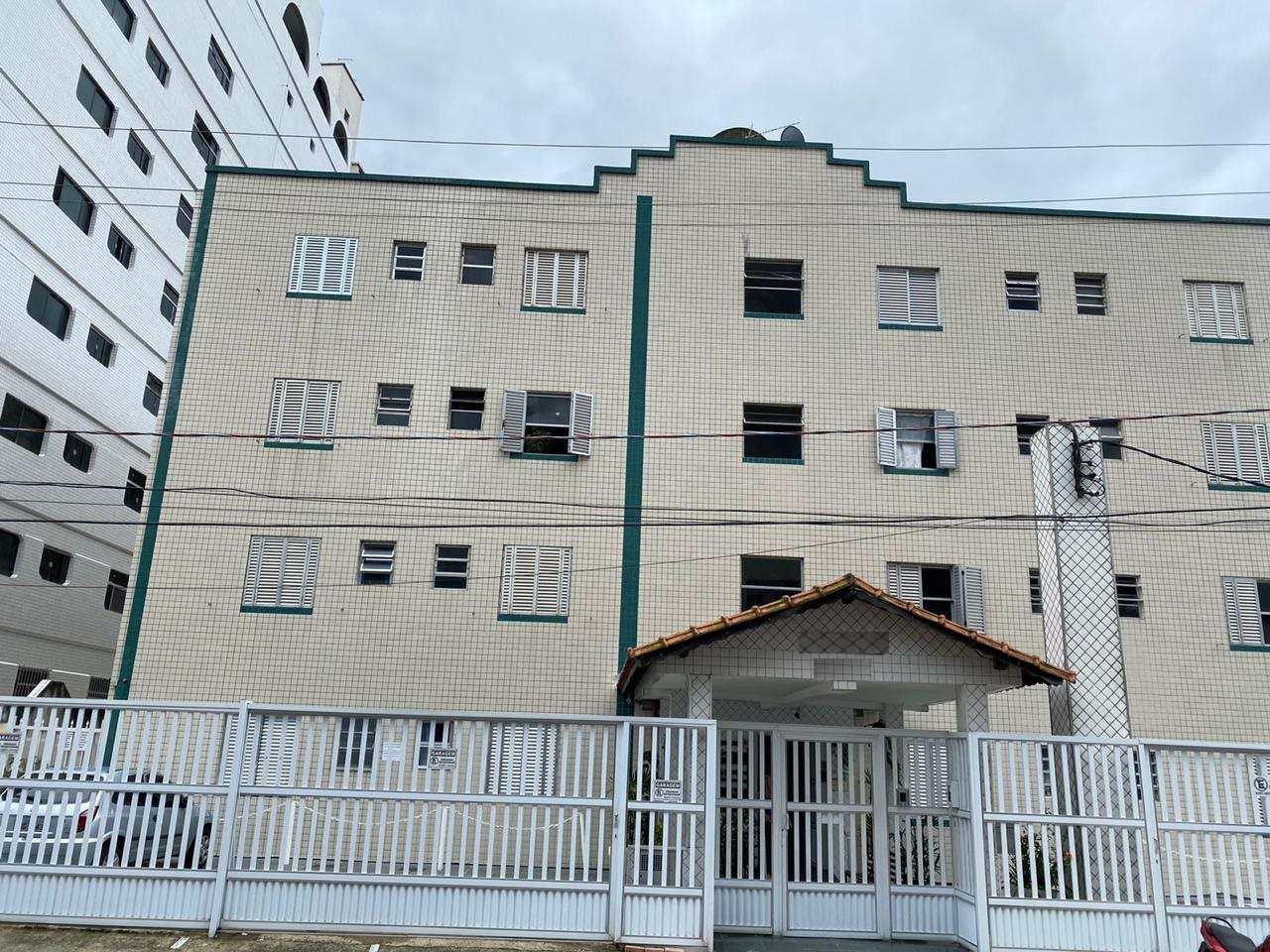 Kitnet com 1 dorm, Boqueirão, Praia Grande - R$ 110 mil, Cod: 5445