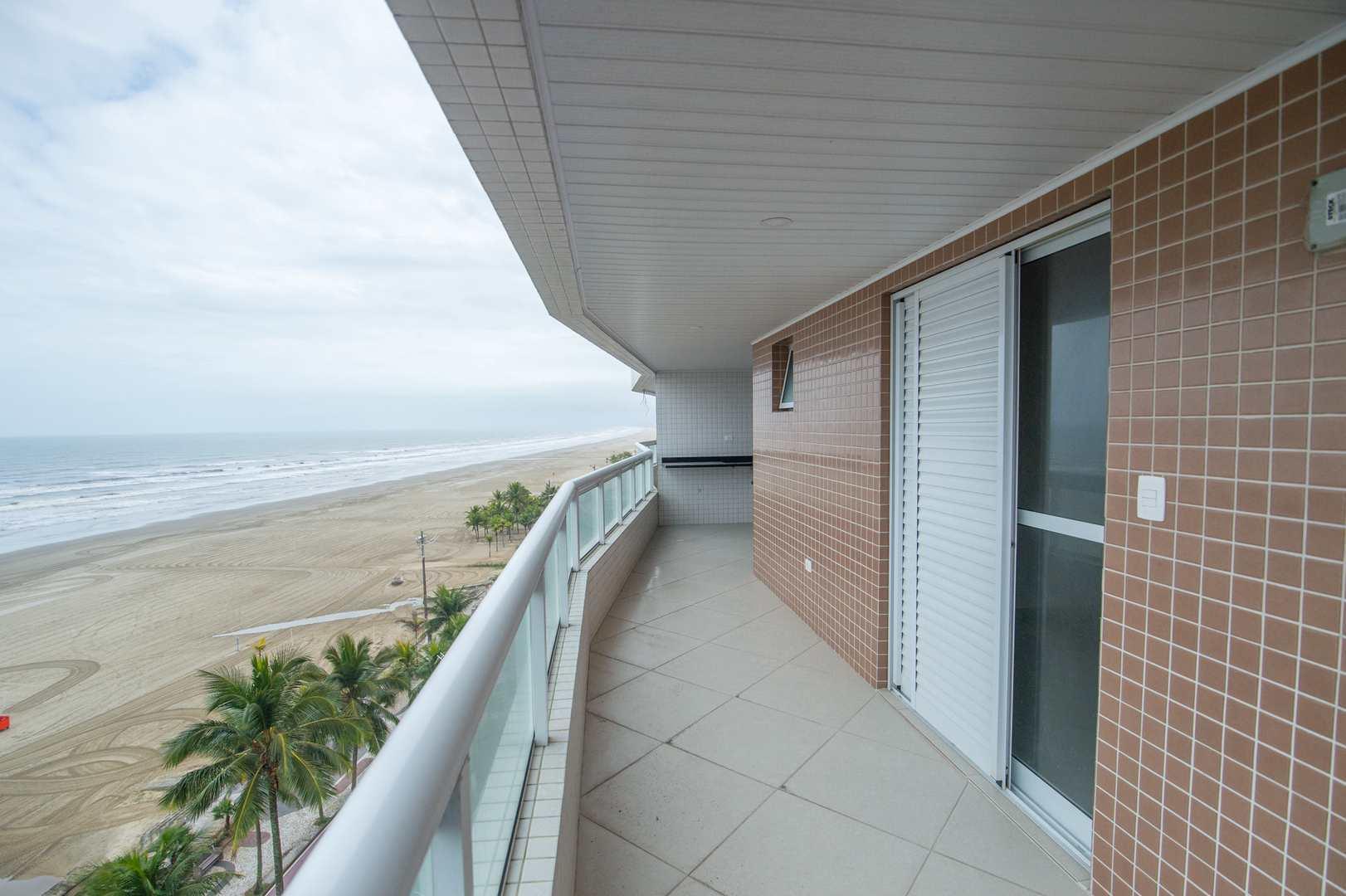 Apartamento com 3 dorms, Aviação, Praia Grande - R$ 850 mil, Cod: 5454