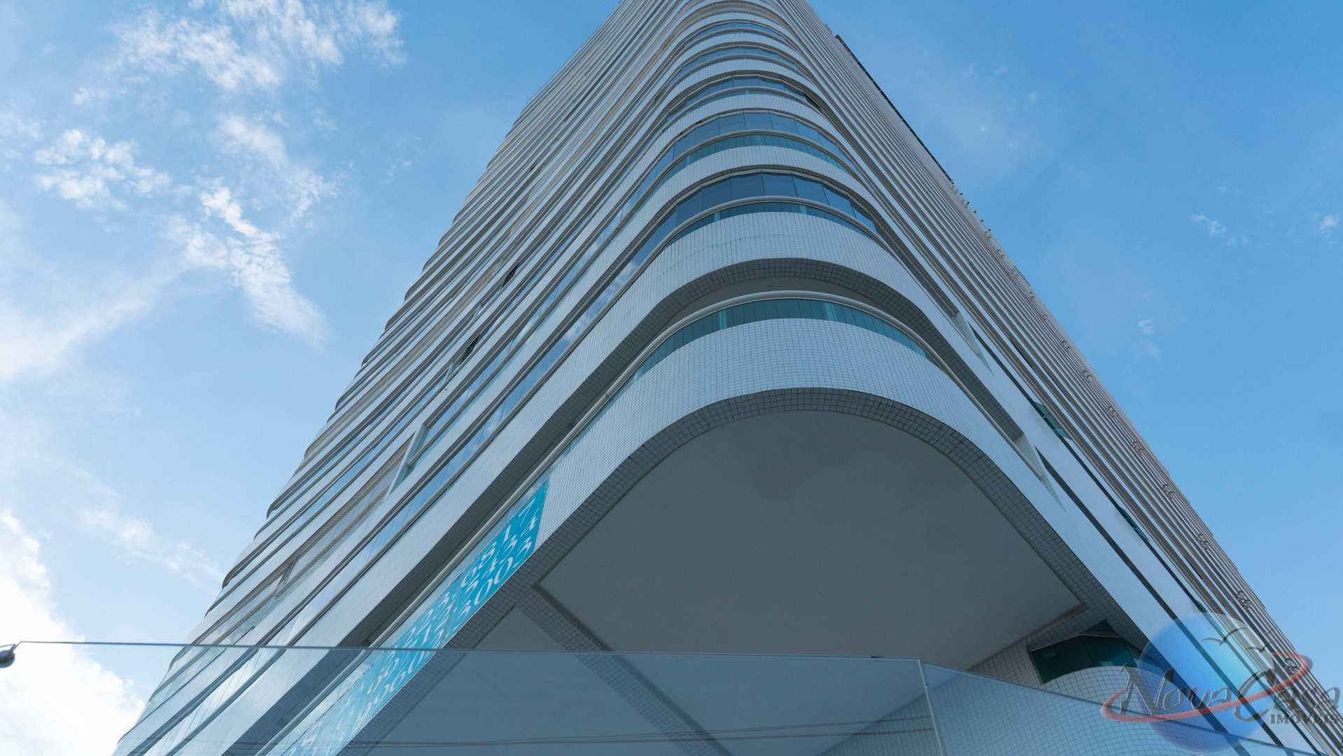 Apartamento com 3 dorms, Canto do Forte, Praia Grande, Cod: 5463