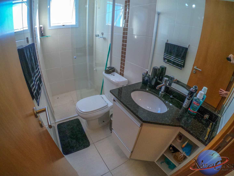 Apartamento com 2 dorms, Aviação, Praia Grande - R$ 320 mil, Cod: 5490