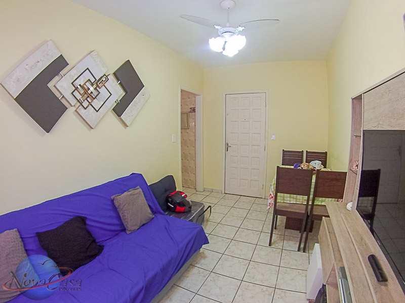 Apartamento com 1 dorm, Tupi, Praia Grande - R$ 180 mil, Cod: 5514