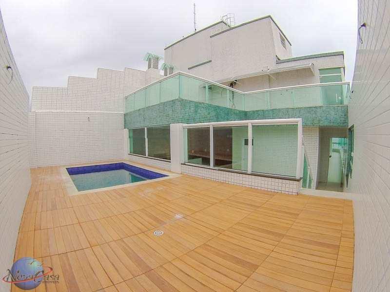 Cobertura com 4 dorms, Guilhermina, Praia Grande - R$ 3.5 mi, Cod: 5516