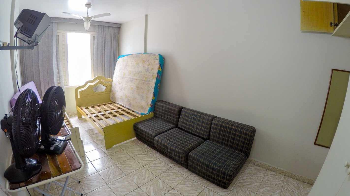 Kitnet, Guilhermina, Praia Grande - R$ 128 mil, Cod: 5529