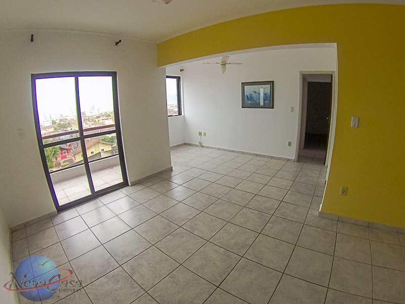Apartamento com 2 dorms, Caiçara, Praia Grande - R$ 270 mil, Cod: 5533