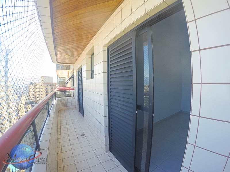 Cobertura com 3 dorms, Tupi, Praia Grande - R$ 980 mil, Cod: 5537