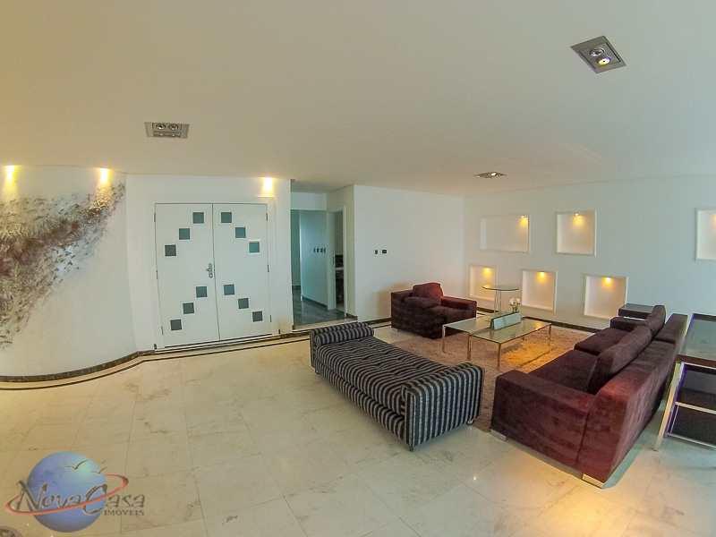 Cobertura com 3 dorms, Tupi, Praia Grande - R$ 5 mi, Cod: 5579