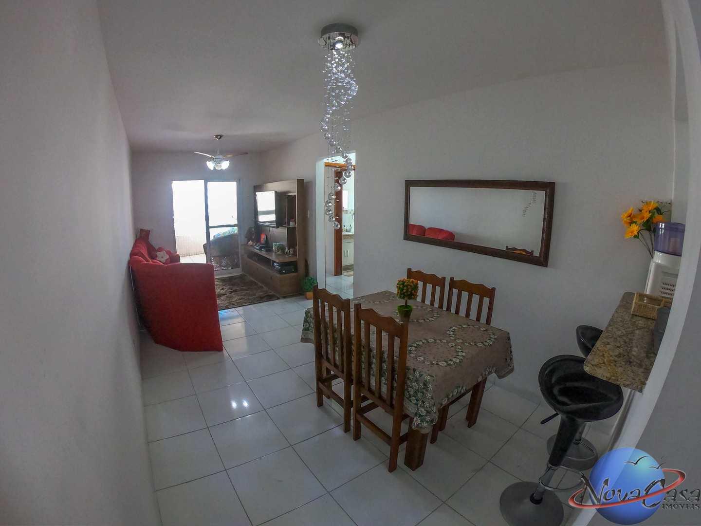 Apartamento com 2 dorms, Guilhermina, Praia Grande - R$ 320 mil, Cod: 5603