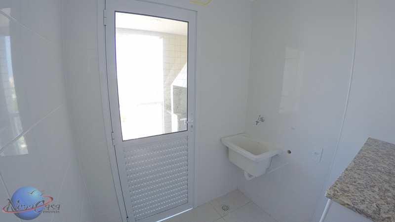 Apartamento com 2 dorms, Sítio do Campo, Praia Grande - R$ 206 mil, Cod: 5645