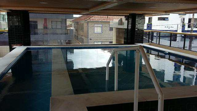 Apartamento com 2 dorms, Boqueirão, Praia Grande - R$ 270 mil, Cod: 5671