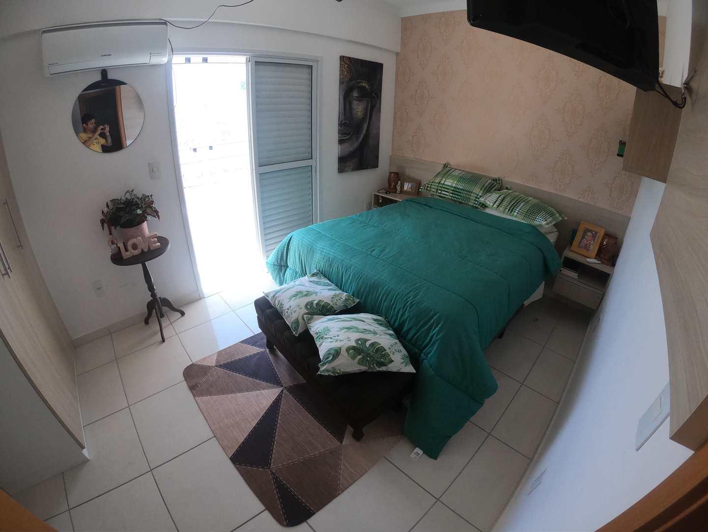 Apartamento com 2 dorms, Guilhermina, Praia Grande - R$ 536 mil, Cod: 5694
