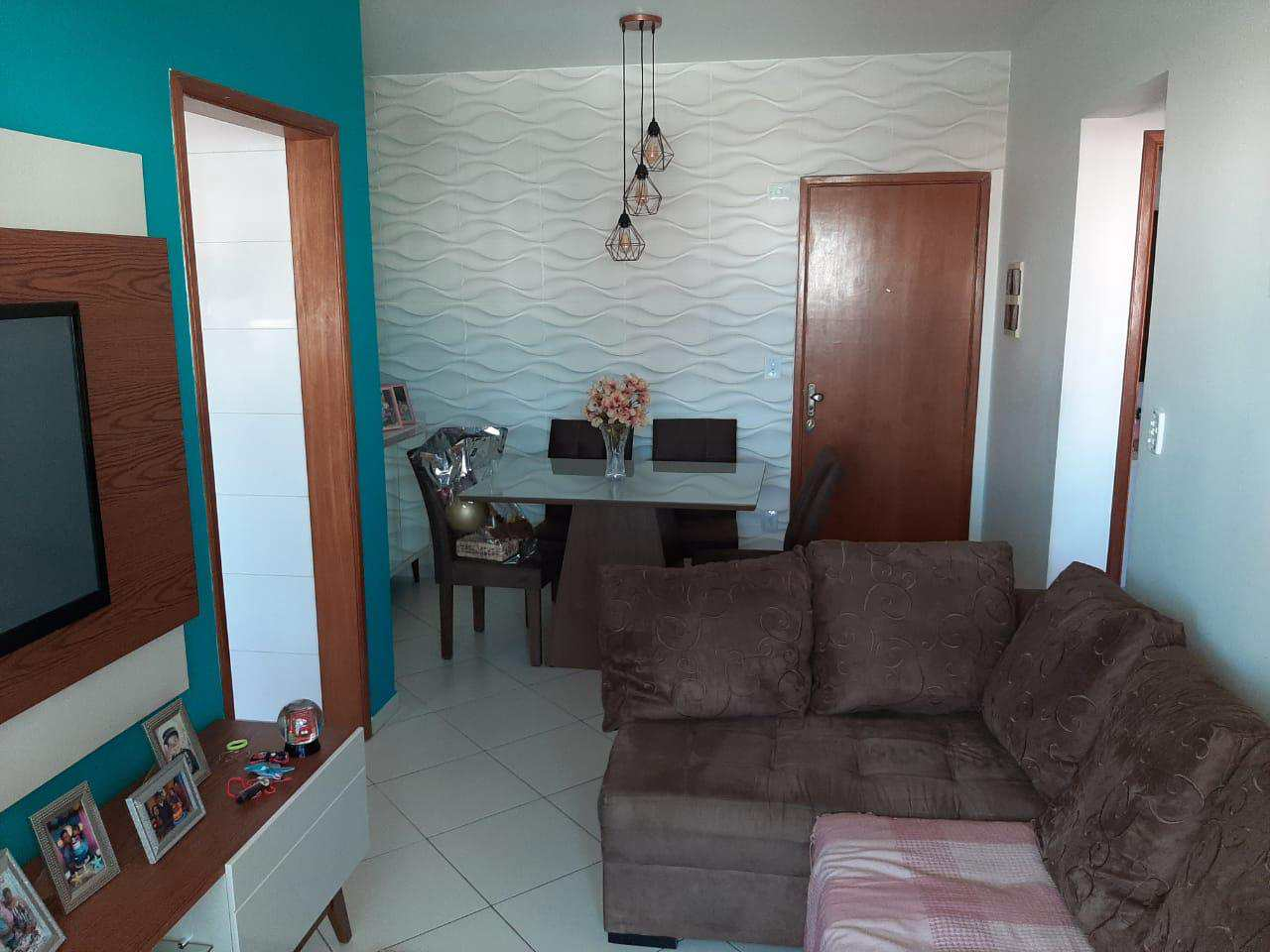 Apartamento com 2 dorms, Guilhermina, Praia Grande - R$ 270 mil, Cod: 5806