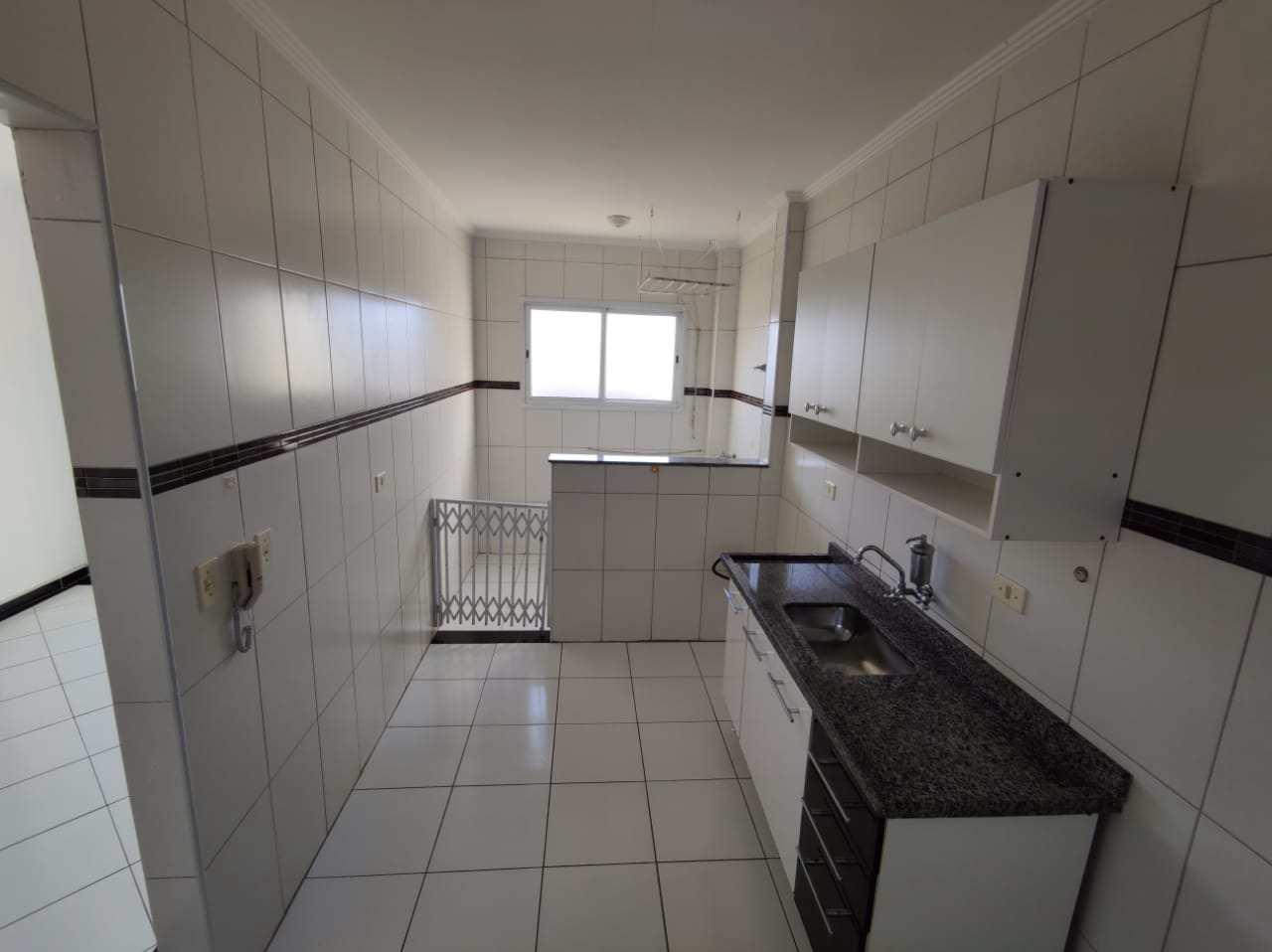 Apartamento com 2 dorms, Guilhermina, Praia Grande - R$ 270 mil, Cod: 5809