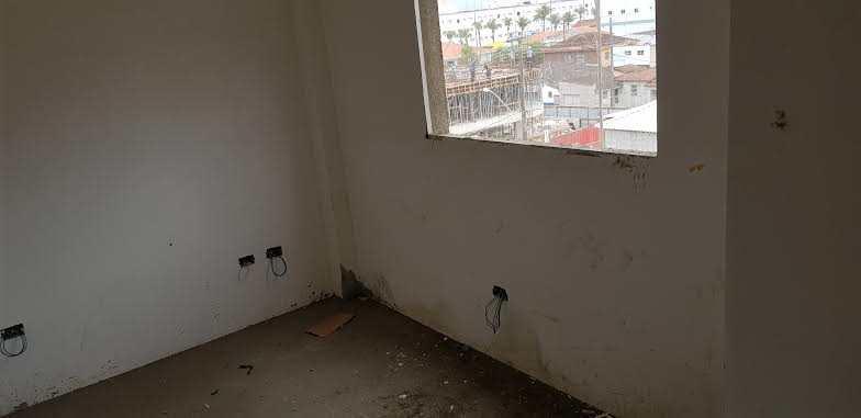Apartamento com 2 dorms, Mirim, Praia Grande - R$ 250 mil, Cod: 5814