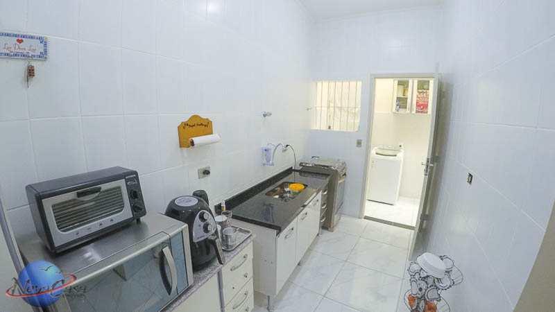 Casa com 2 dorms, Guilhermina, Praia Grande - R$ 280 mil, Cod: 5827