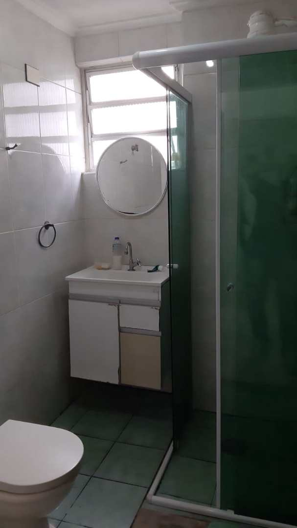 Apartamento com 2 dorms, Guilhermina, Praia Grande - R$ 230 mil, Cod: 5832